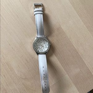 GUESS Watch in white